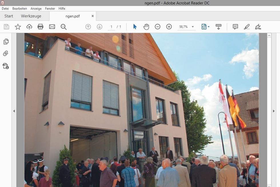 Bürgerhaus - Heuweiler