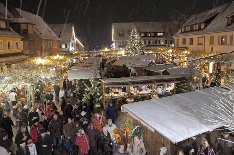 Marktplatz - Neuenburg am Rhein