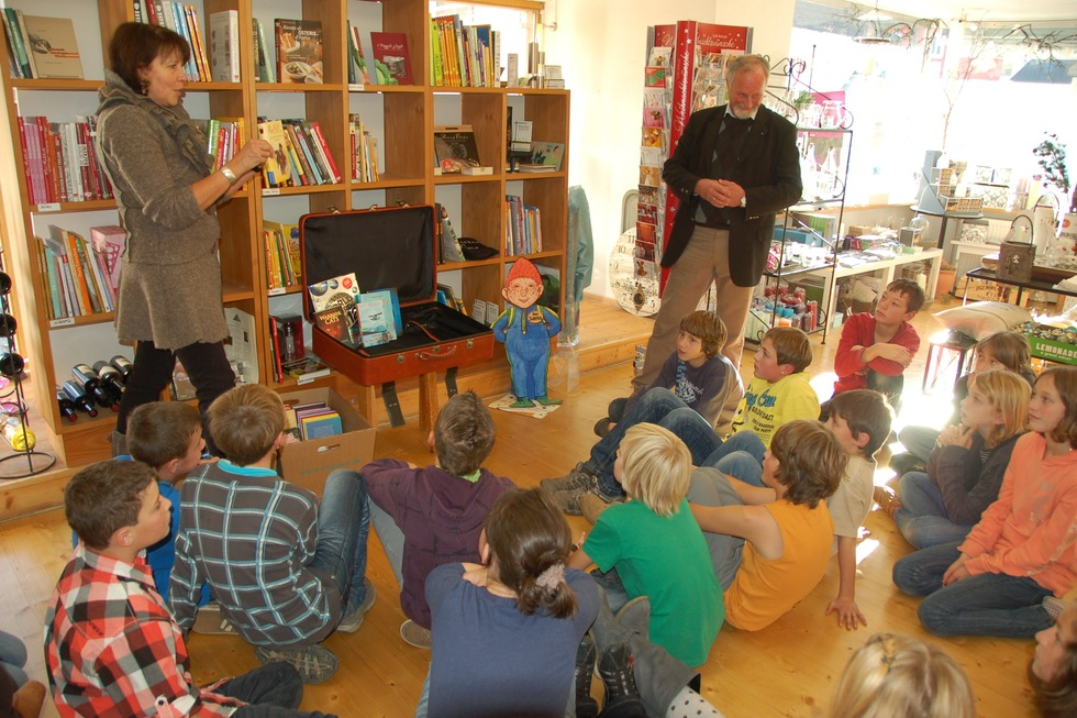Buchladen im Roten Haus (Neustadt) - Titisee-Neustadt