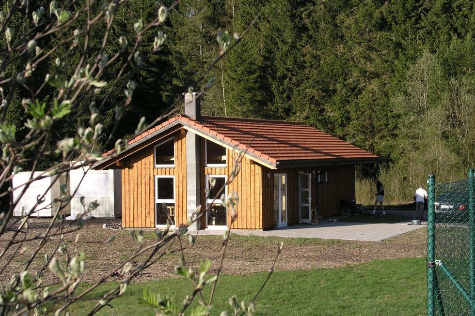 Clubhaus Tennisabteilung SV - Eisenbach