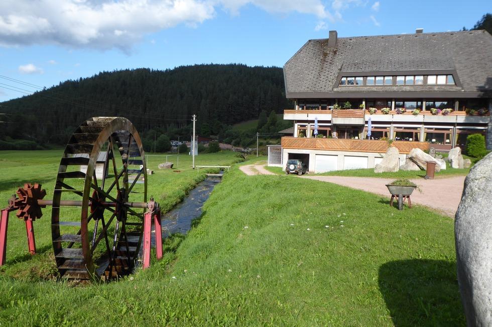 Gasthaus Bären-Blessinghof (Schollach) - Eisenbach