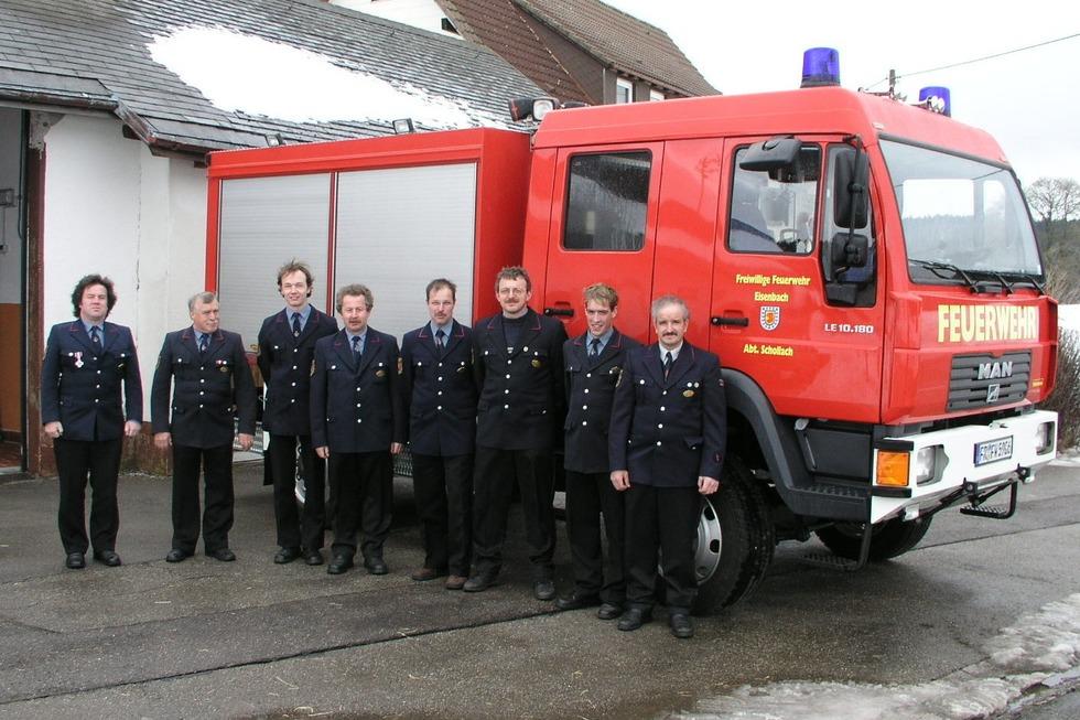 Feuerwehrgerätehaus (Schollach) - Eisenbach