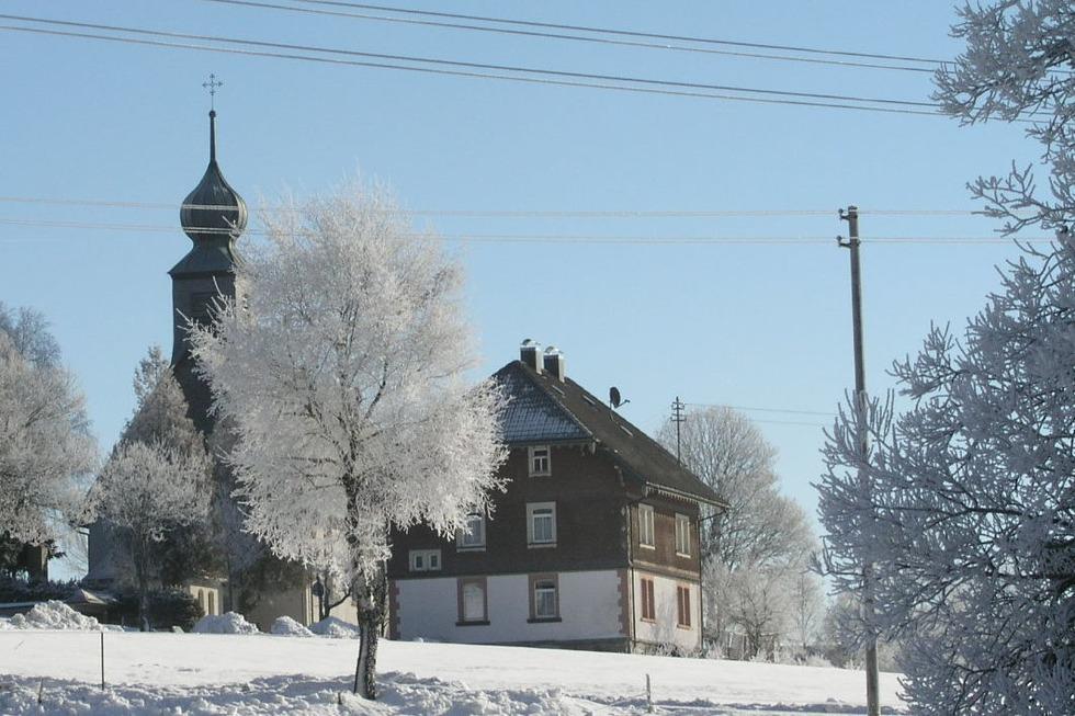 Kath. Kirche St. Wolfgang (Schollach) - Eisenbach