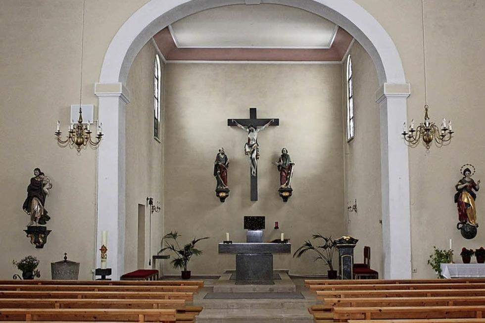 Kirche St. Josef (Bubenbach) - Eisenbach