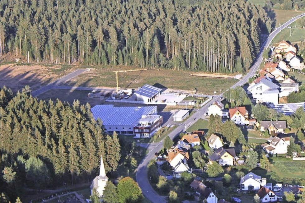 Ortsteil Oberbränd - Eisenbach