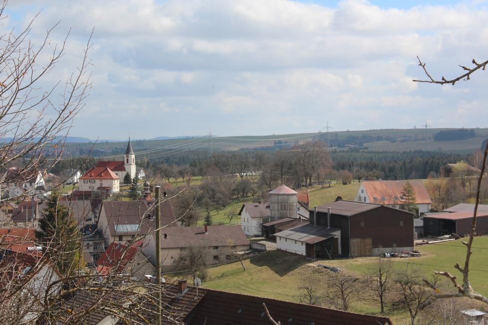 Ortsteil Bachheim - Löffingen