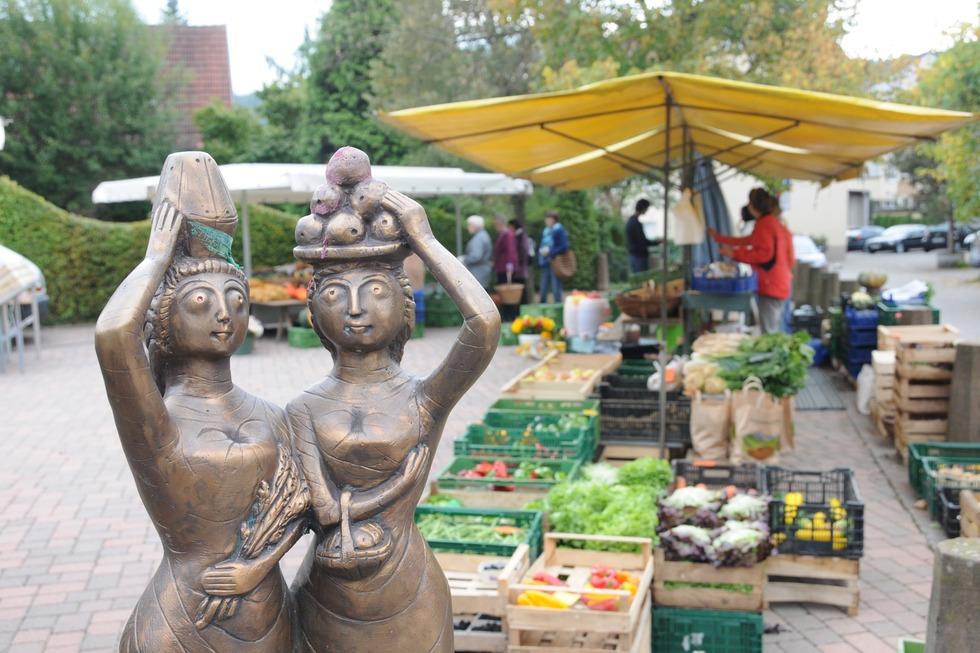 Marktplatz - Steinen