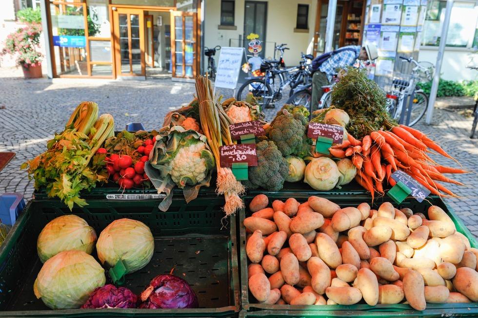 Marktplatz - Kirchzarten