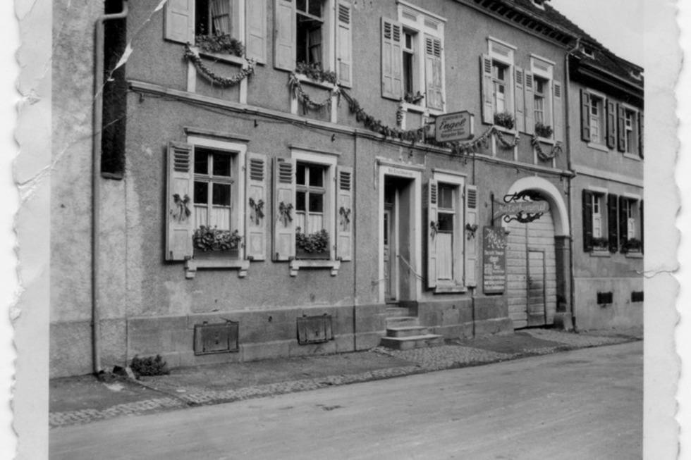Gasthaus Goldener Engel - Ihringen