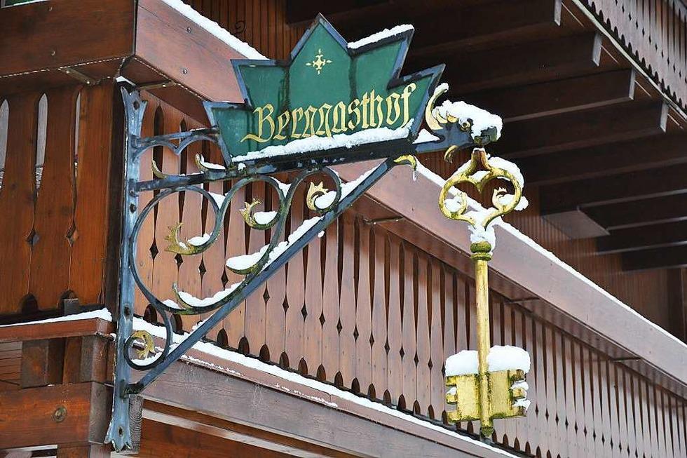 Berggasthaus Schlüssel (Pfaffenberg) - Zell im Wiesental