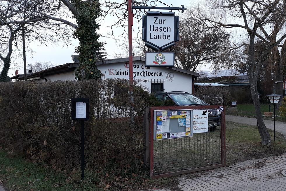 Gasthaus Zur Hasenlaube (St. Georgen) - Freiburg