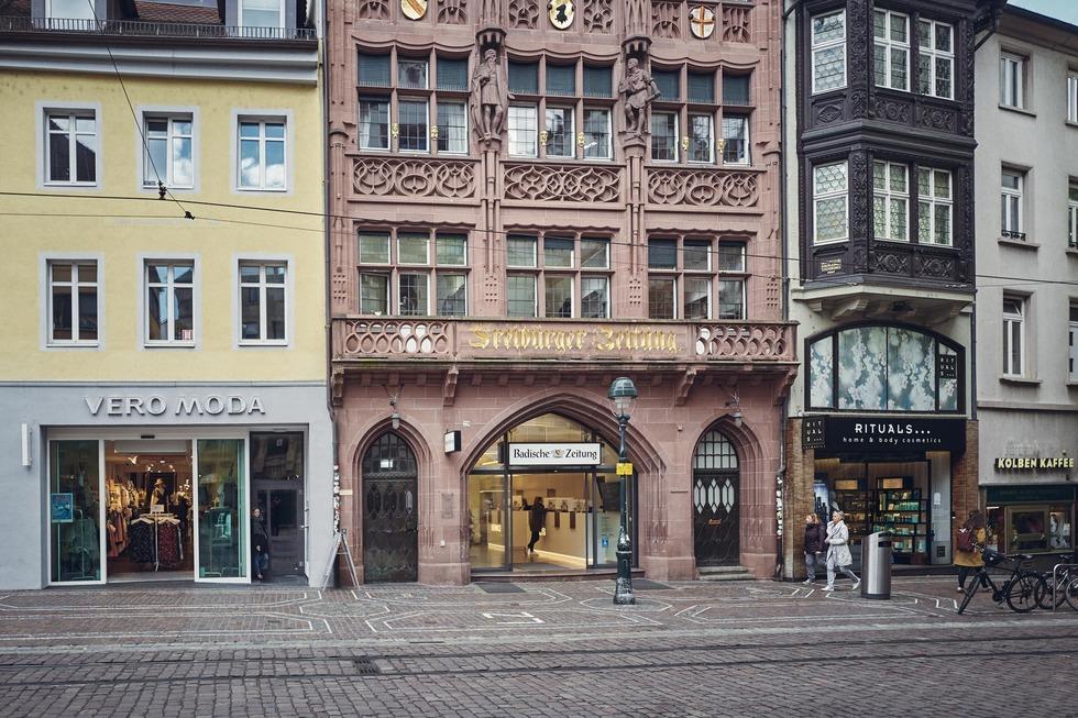 BZ-Haus in der Markthalle - Freiburg