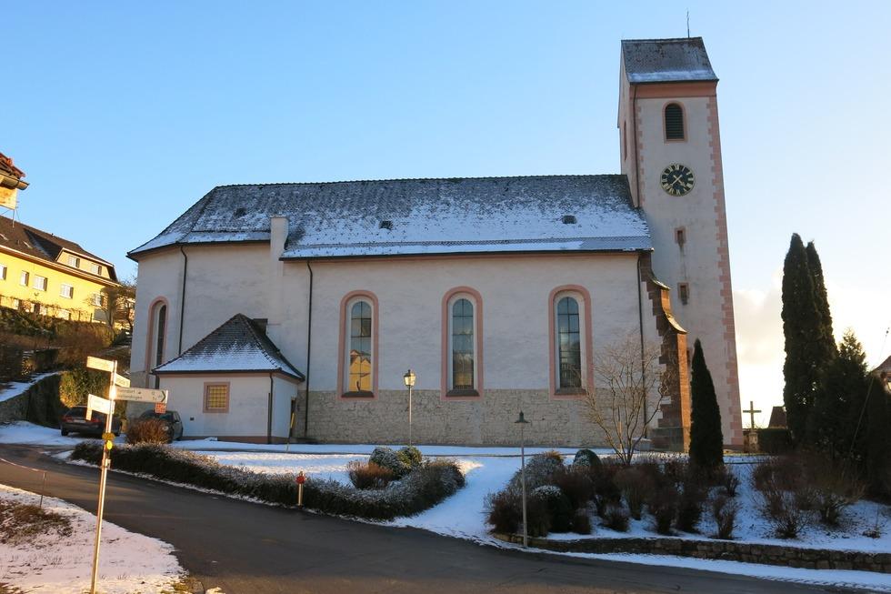 Kirche St. Maria Himmelfahrt (Dillendorf) - Bonndorf
