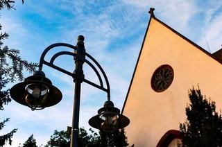Ev. Kirche Haltingen