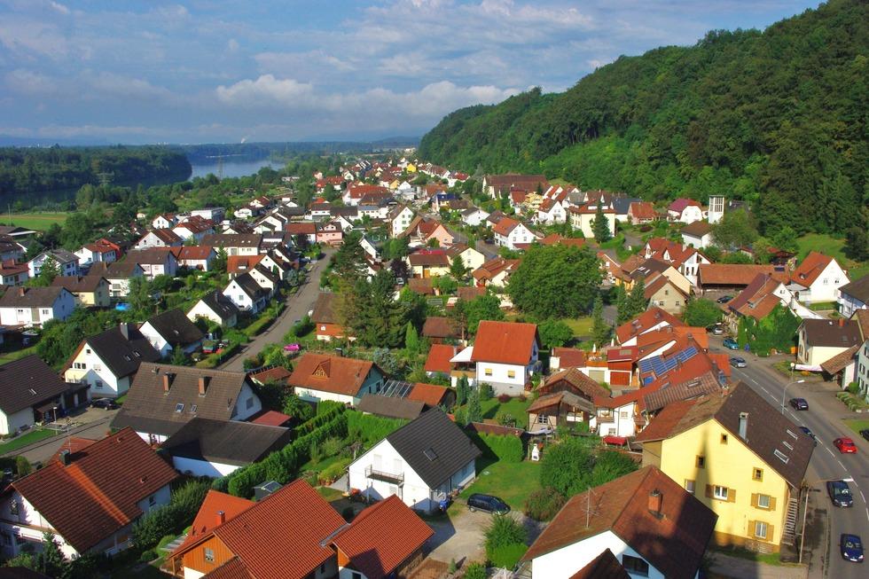 Ortskern - Schwörstadt