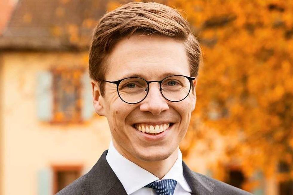 Patrick Thoma tritt in Heitersheim zur Bürgermeisterwahl an - Badische Zeitung TICKET