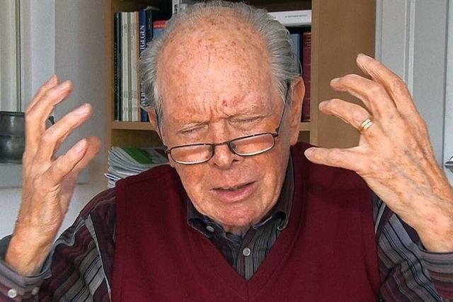 Zeitzeuge Bernd Rolfes: