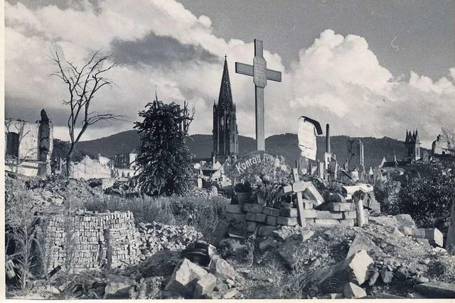 Videos: Zeitzeugen erinnern sich an die Freiburger Bombennacht