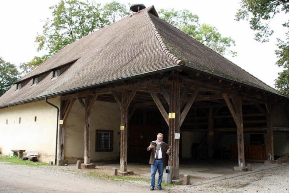 Schlossscheune (Ebnet) - Freiburg