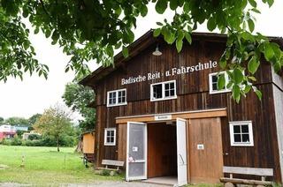 Historische Reithalle (Schloss Ebnet)