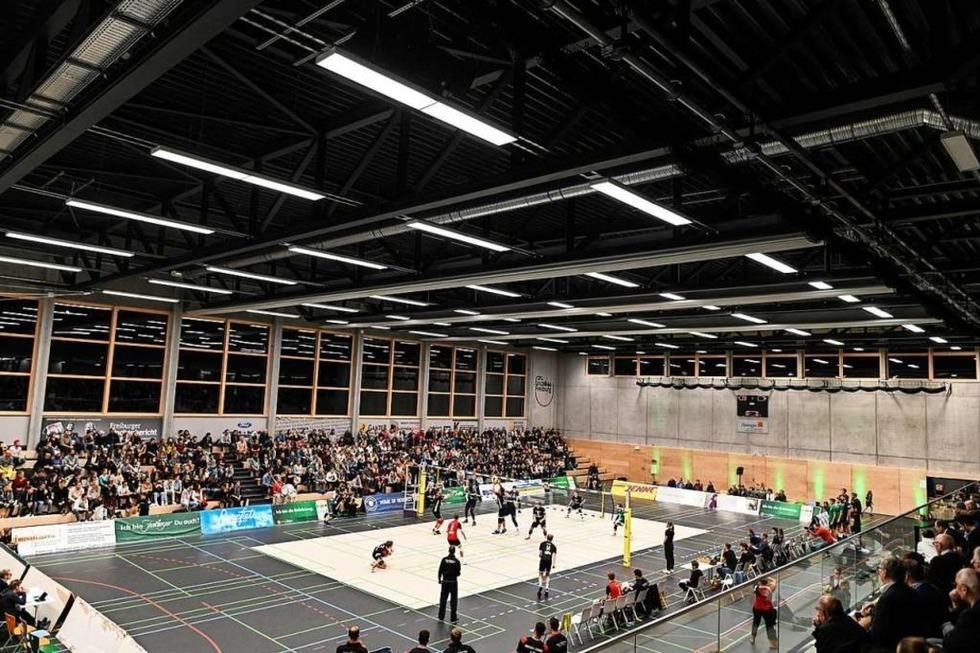 FT-Sportkomplex - Freiburg