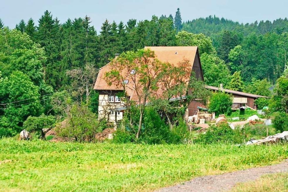 Bruderhof (Ewattingen) - Wutach