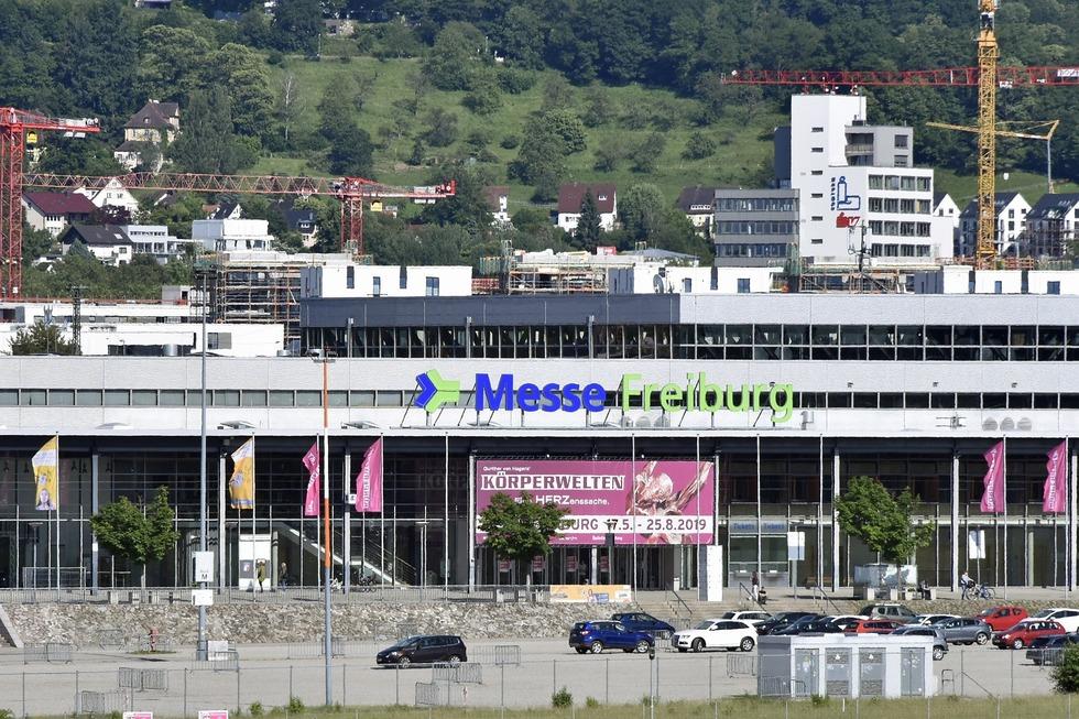Messe Freiburg - Freiburg