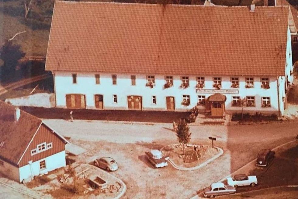 Gasthaus Hirschen Göschweiler (geschlossen) - Löffingen