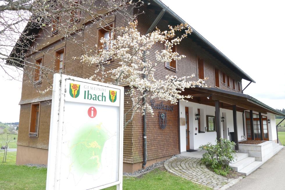 Rathaus - Ibach