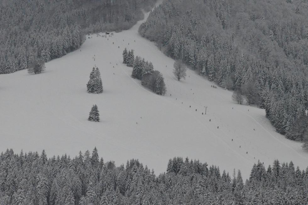 Skilift Schwinbach (Menzenschwand) - Sankt Blasien
