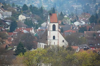 Ev. Kirche Altweil