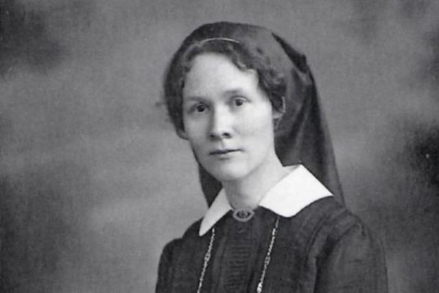Maria Benedikta Föhrenbach gründete die Benediktinerinnen von der heiligen Lioba