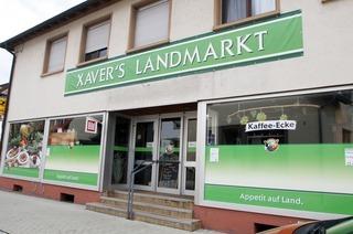 Xavers Landmarkt Oberschopfheim (geschlossen)