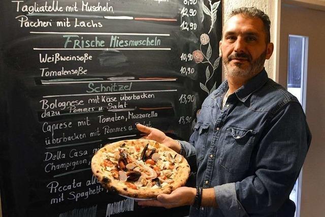Pizzeria Vereinsgaststätte TC Rheinfelden