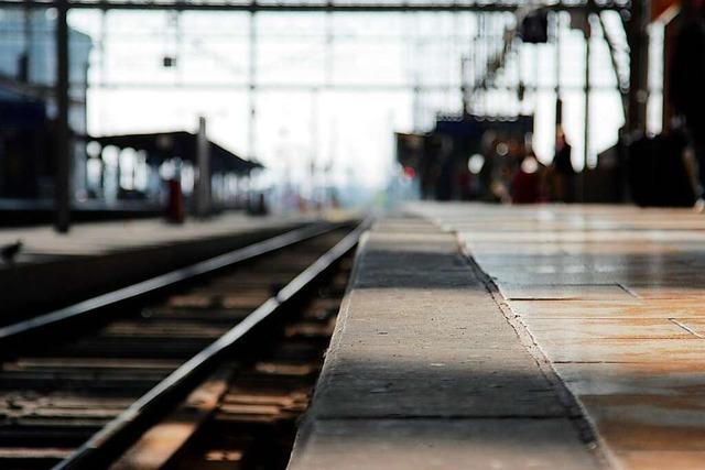 Die Bahnsteigkarte
