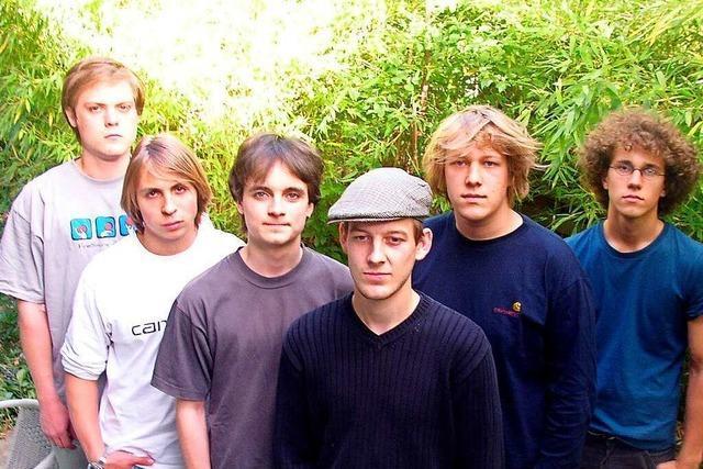 Alle sechs Mitglieder der Lörracher Band Jazzattack sind Profimusiker geworden