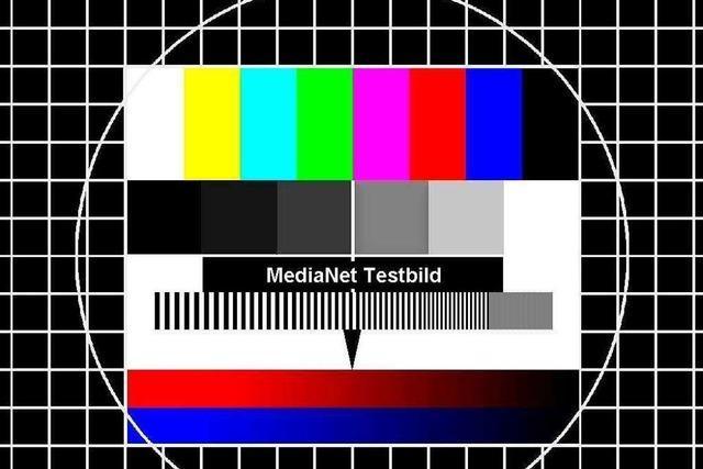 Das Fernseh-Testbild