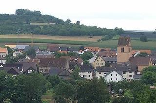 Ortsteil Egringen