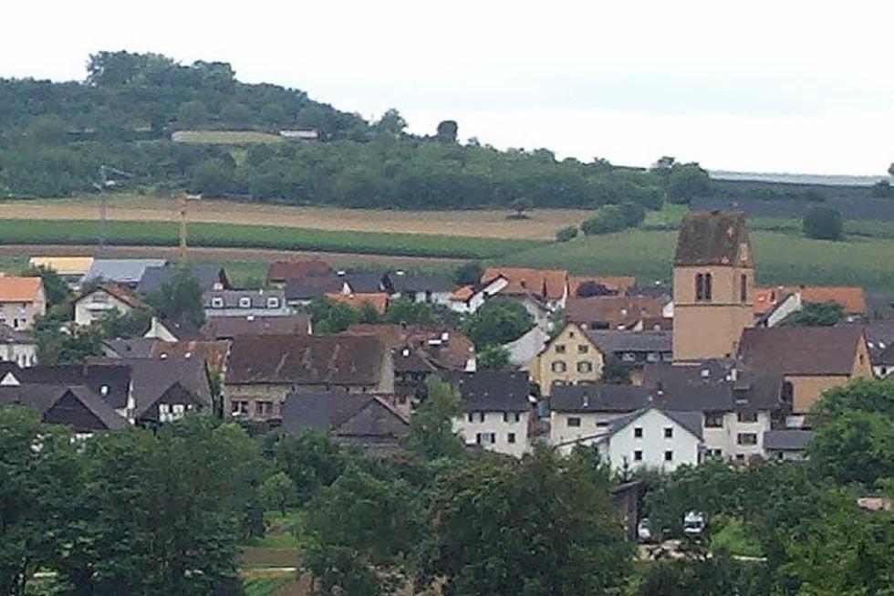 Ortsteil Egringen - Efringen-Kirchen