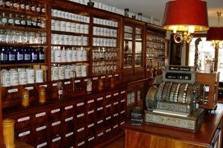 Apothekenmuseum in Schiltach