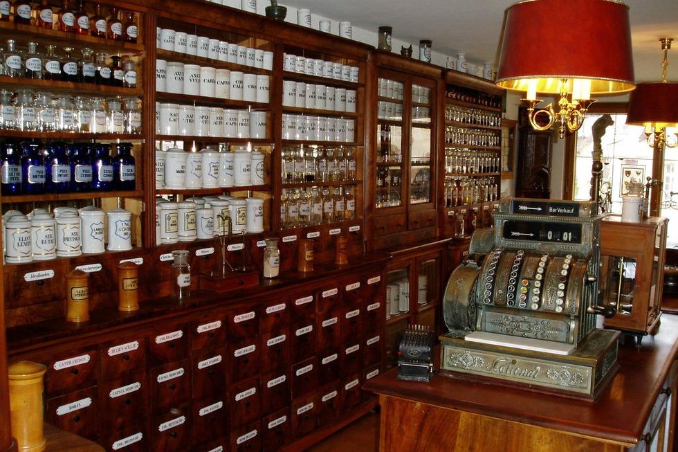 Apothekenmuseum in Schiltach - Schiltach