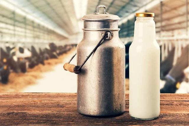 Die Milchkanne