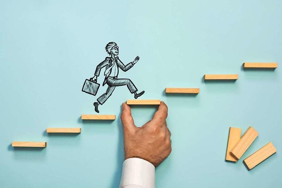 Die Chance nutzen − den Tag bei der Job-Start-Börse optimal nutzen - Badische Zeitung TICKET