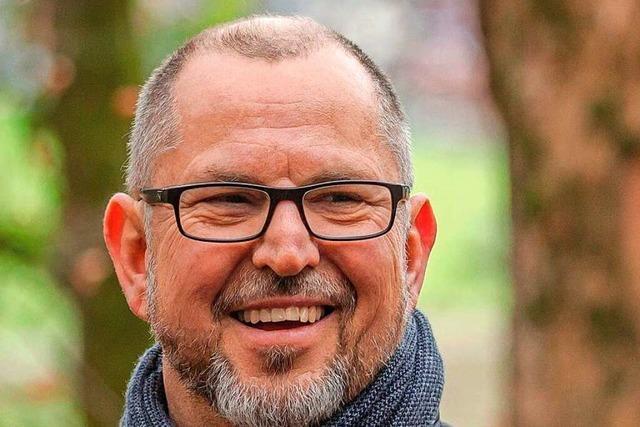 Herbert Bucher ist vierter Bewerber in Buchenbach