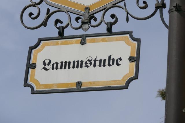 Restaurant Lammstube