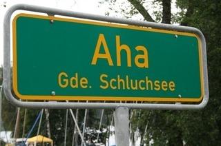 Ortsteil Aha
