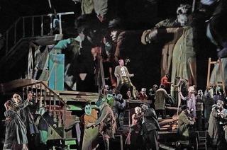 Die Forum Kinos in Lahr und Offenburg übertragen die Oper Wozzeck live aus New York
