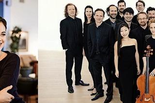Aargauer Kammerorchester Chaarts und Regula Mühlemann in Müllheim