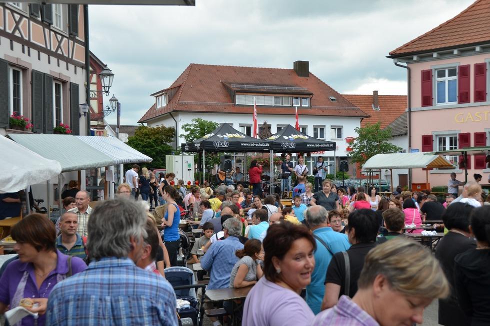 Adlerplatz - Ettenheim