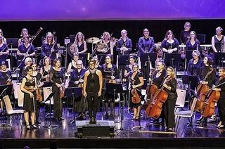 Les Elles Symphoniques im Stadthaus Neuenburg